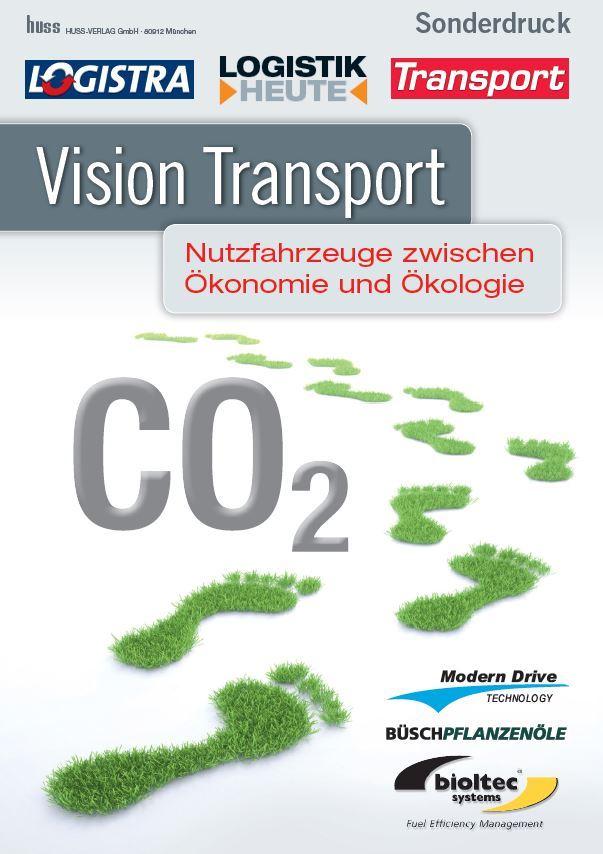 Vision Transport - Nutzfahrzeug mit Pflanzen�l
