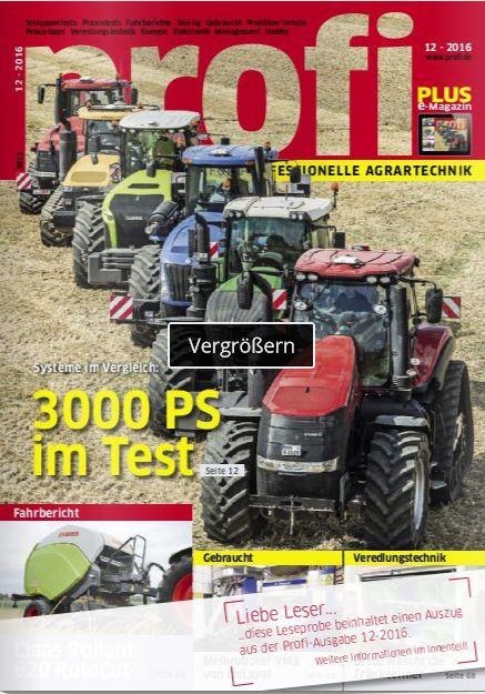Profi 12 2016 bioltec Tierfett